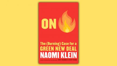 On Fire Book Cover
