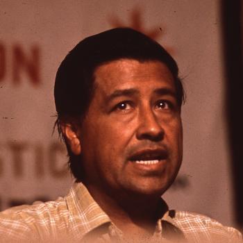 Cesar Chavez's Picture